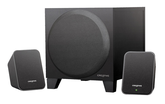 Creative Inspire S2 speaker system