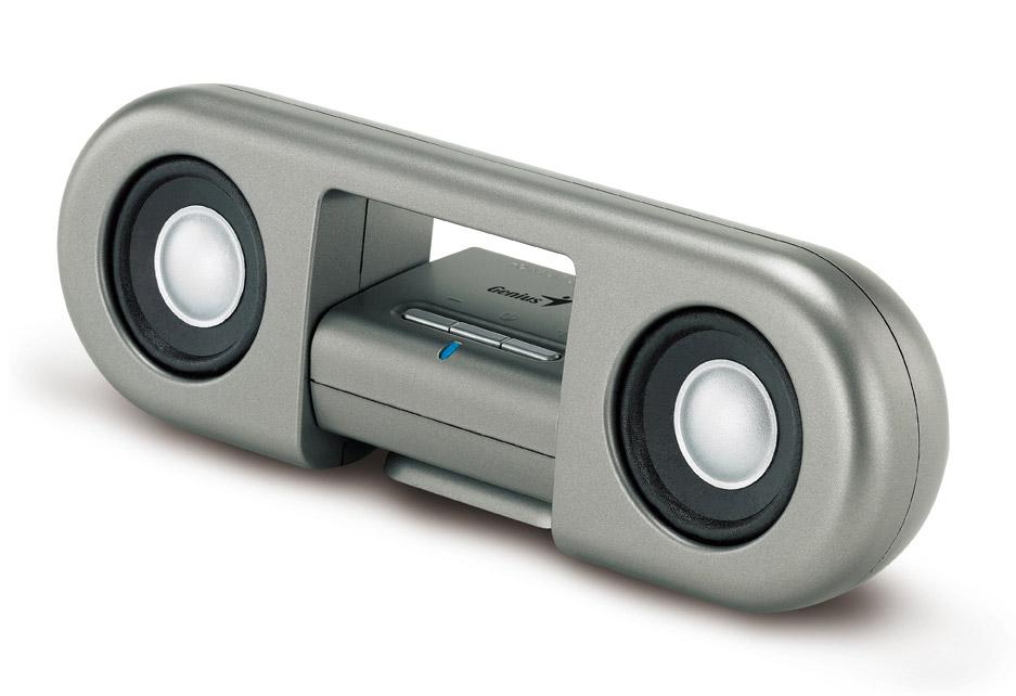 Genius i205-1 portable USB speakers