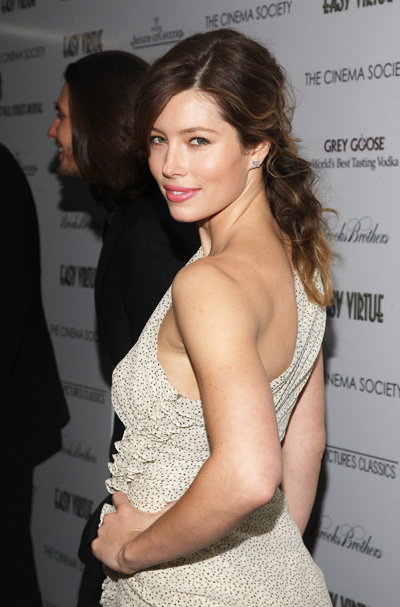 Jessica Biel the Most Dangerous Celebrity in Cyberspace for 2009