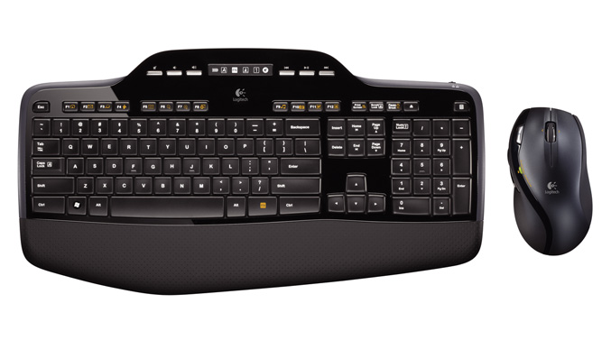 Logitech Wireless Desktop MK 700