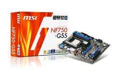 MSI NF750-G55