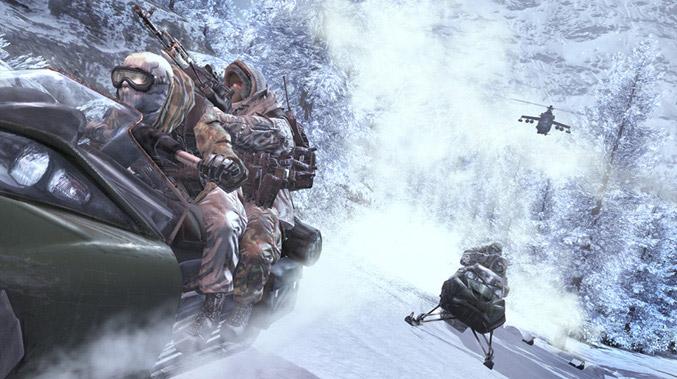 Modern Warfare2 Screenshot