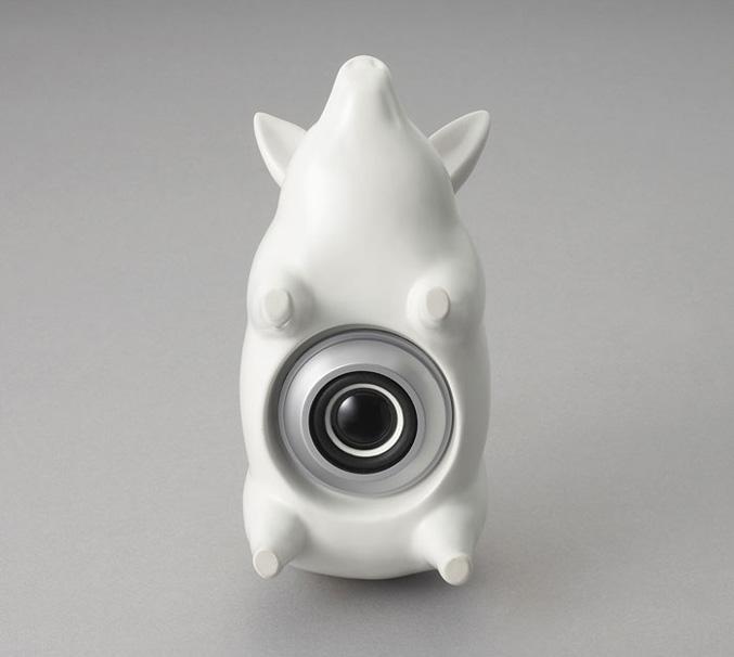 Piggy speakers