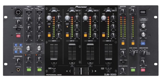 Pioneer DJM-5000