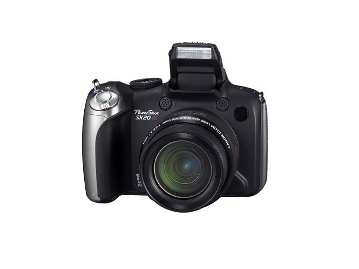 PowerShot SX20 IS