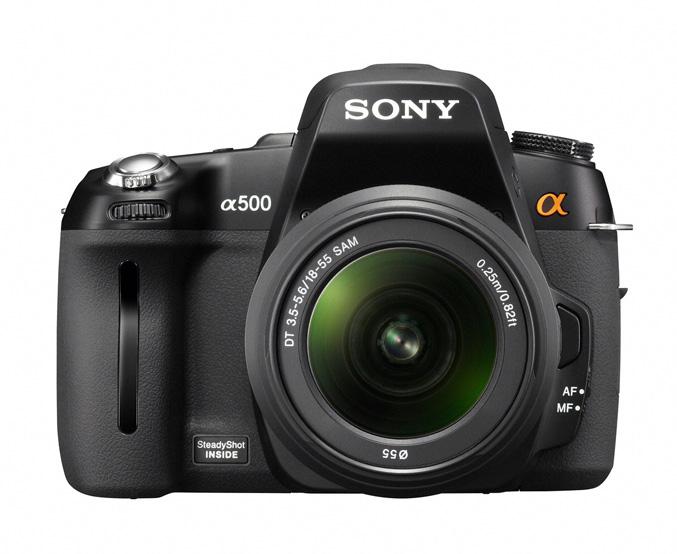 Sony-ALPHA-DSLR-A500