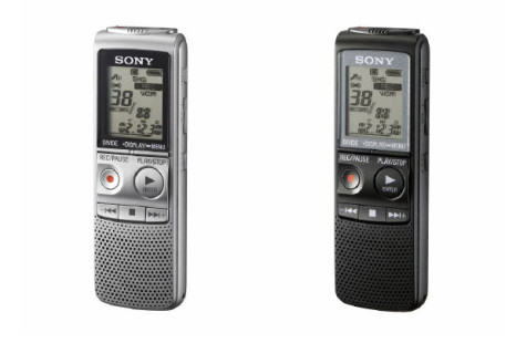 Sony Launches new Digital Recorders – ICD-BX700 and ICD-PX720