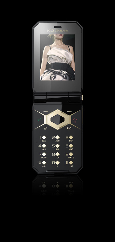 Sony Ericsson Jalou Dolce&Gabbana special edition