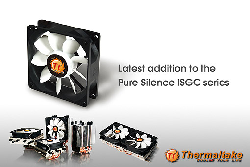 Thermaltake ISGC Fan 8