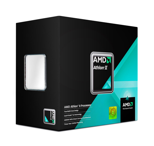 AMD Athlon II X4 Processors