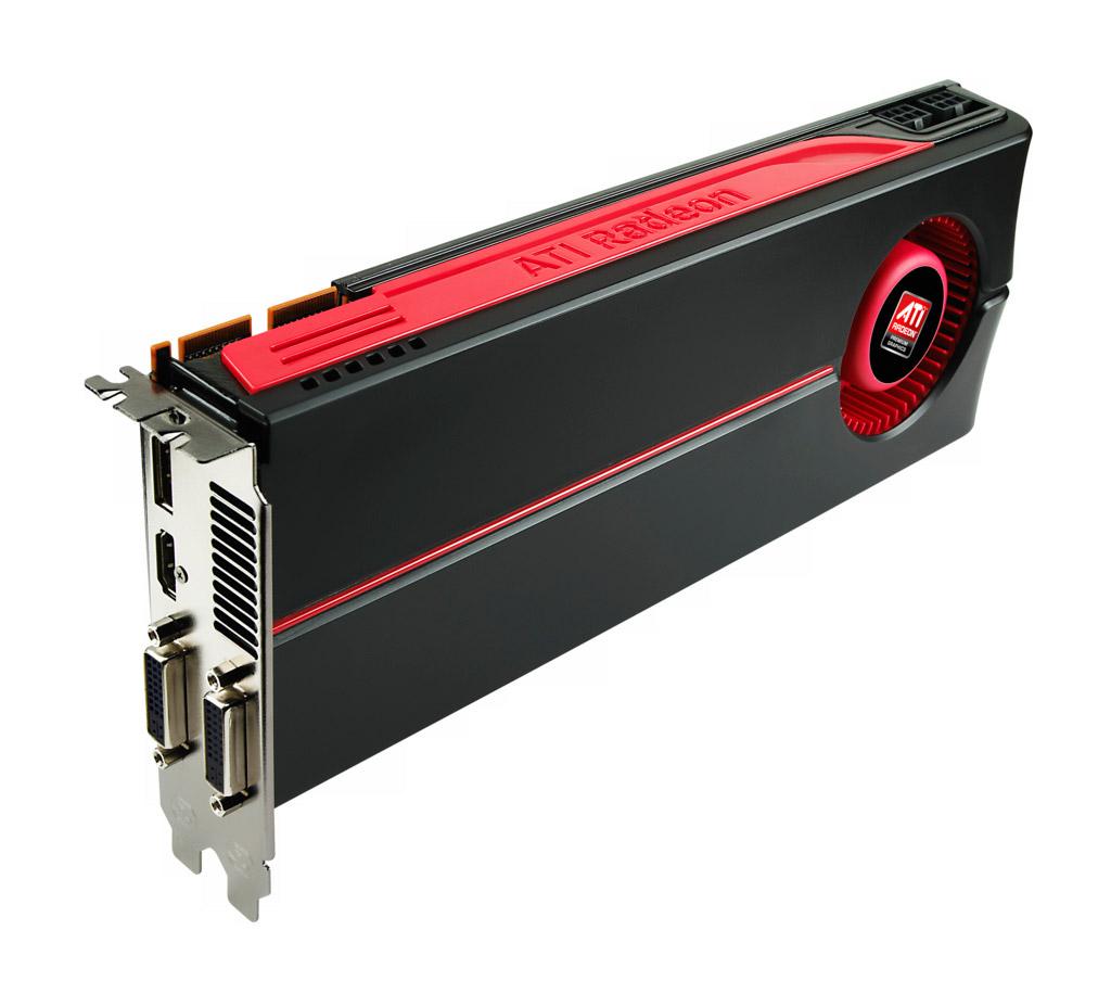 ATI Radeon HD 5800 Series