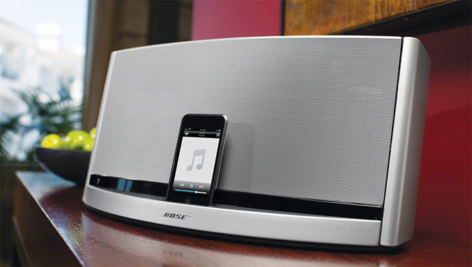 new bose sounddock 10 digital music system. Black Bedroom Furniture Sets. Home Design Ideas