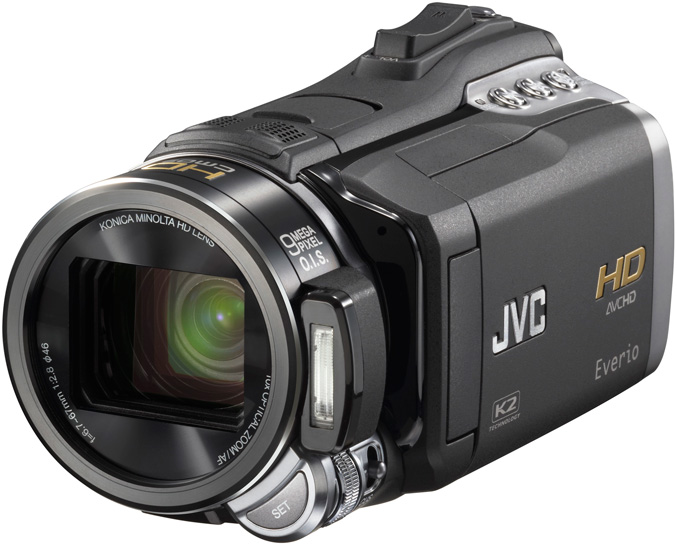 JVC HD Everio GZ-HM400