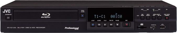 JVC SR-HD1250