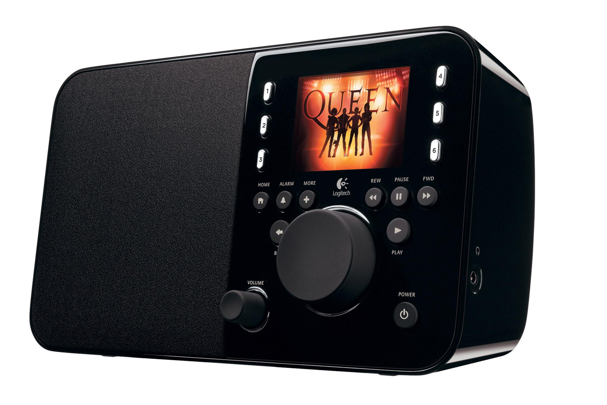 Logitech Squeezebox Radio