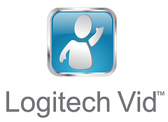 Logitech Vid logo