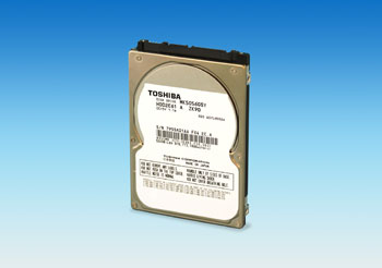 Toshiba MK5056GSY HDD series