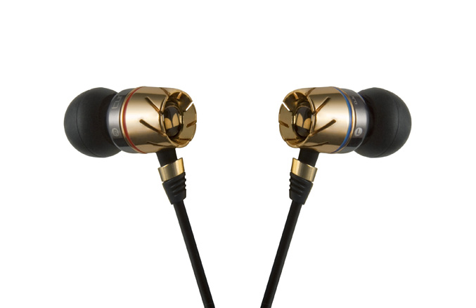 Monster Turbine Pro In Ear headphones