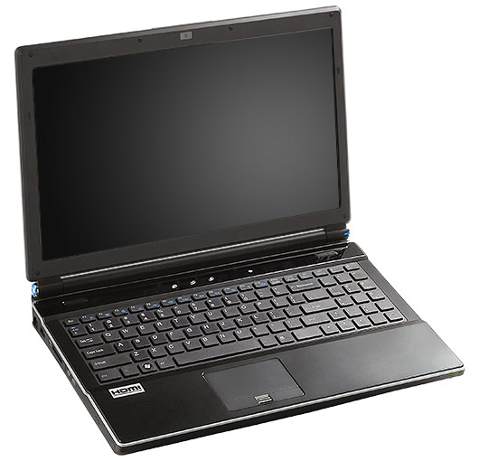 Sager NP8690 gaming laptop