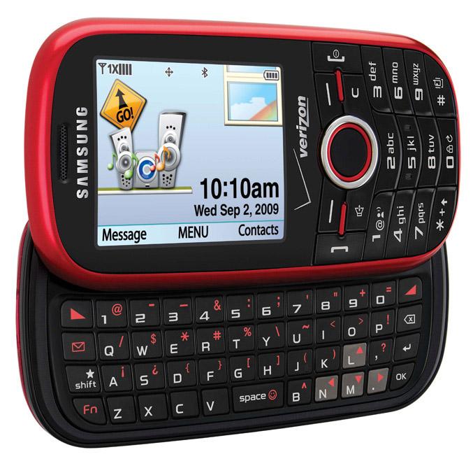 Samsung Rogue (sch-u450)