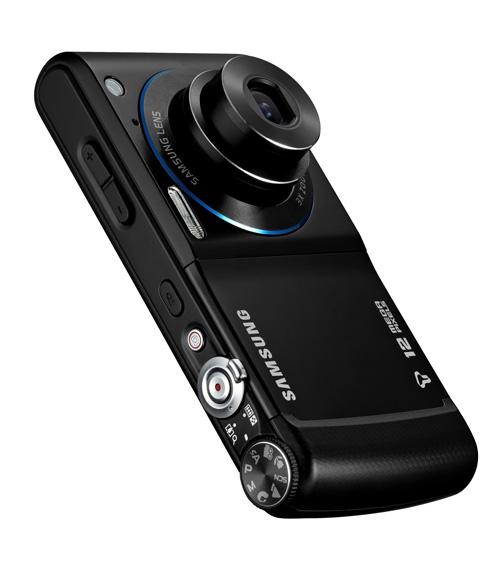 Samsung AMOLED 12M (SCH-W880)