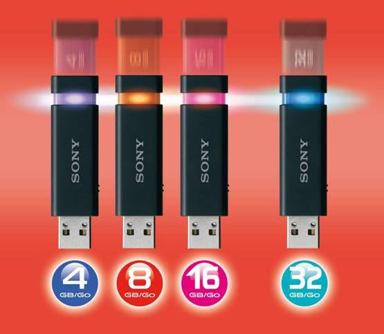 Sony MicroVault Click