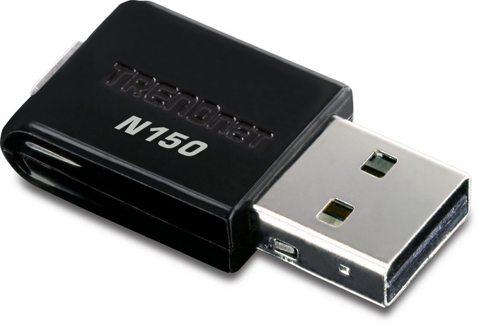 TRENDnet Mini Wireless N USB Adapter(TEW-648UB)_1