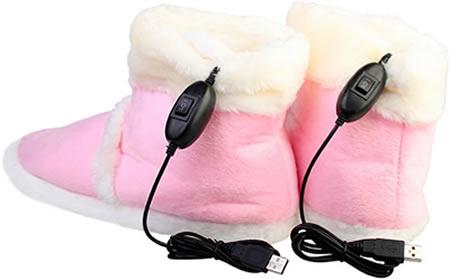 USB Heating Shoes