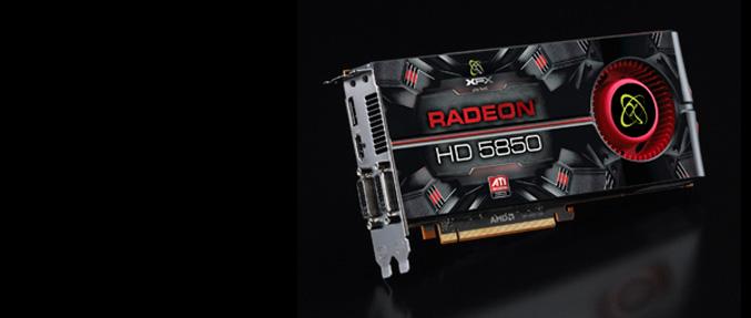 XFX ATI Radeon HD 5850