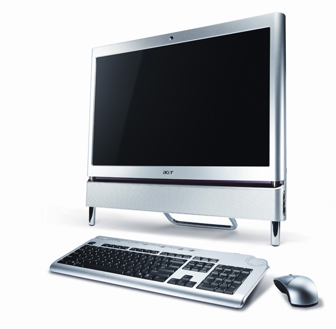 Acer Aspire Z5610-U9072 All-in-One Desktop PC