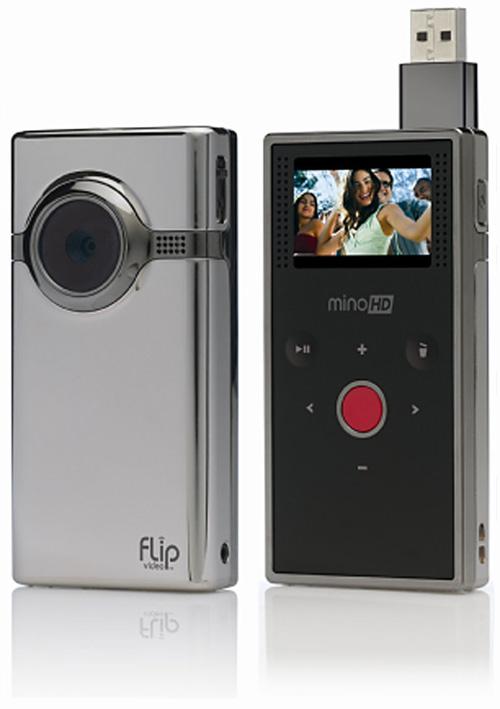 Flip MinoHD camcoder