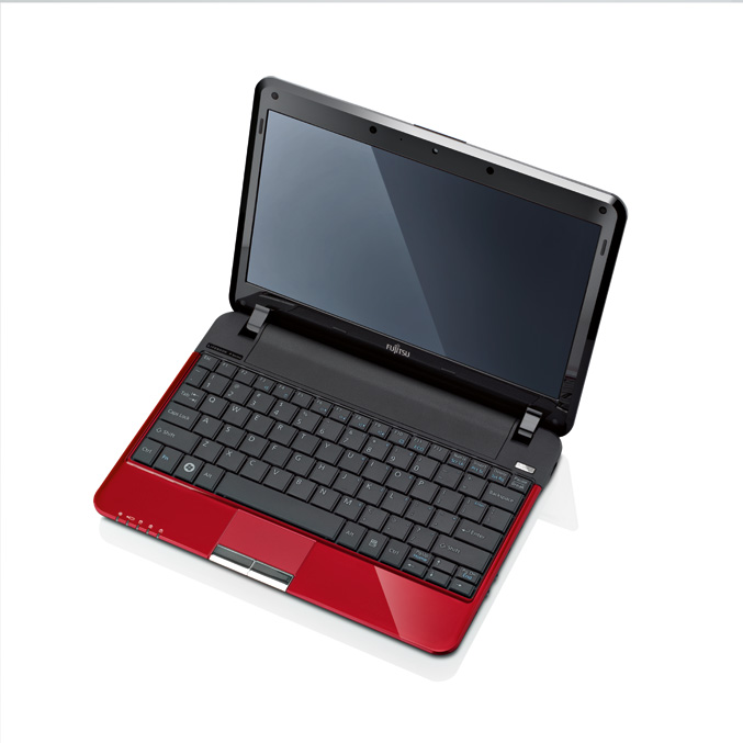 Fujitsu Lifebook P3110 red