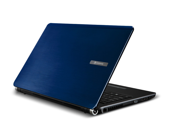 Gateway EC Series notebook
