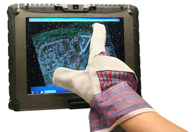 Getac Multi Touch Technology