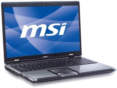 MSI CR610 notebook