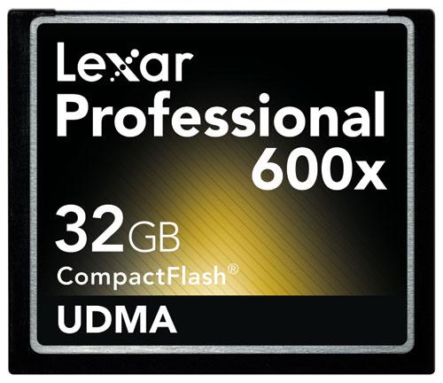 Lexar PRO CF 32GB 600x