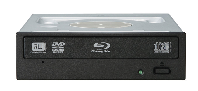 Pioneer BDR-205 Blu-ray Disc Computer Writer