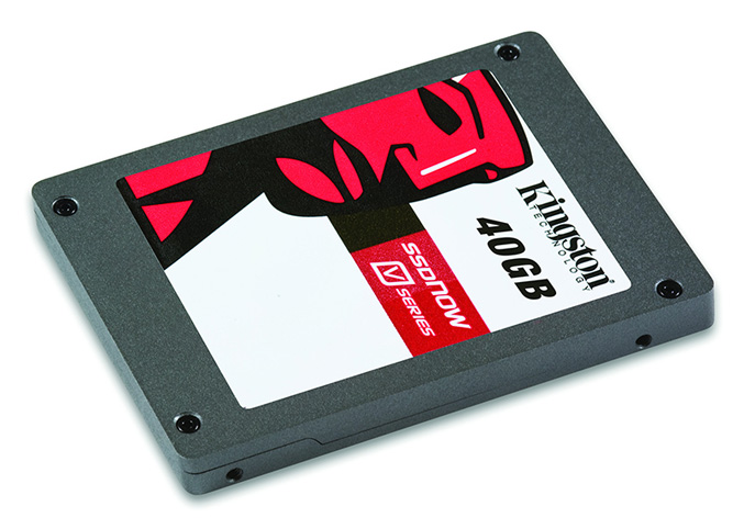 SSDNow V Series 40GB Boot Drive