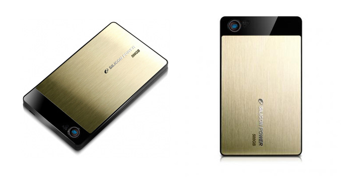 Silicon Power Armor A50 portable HDD