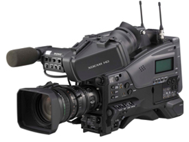 Sony PMW-350 Shoulder Mount Camcoder