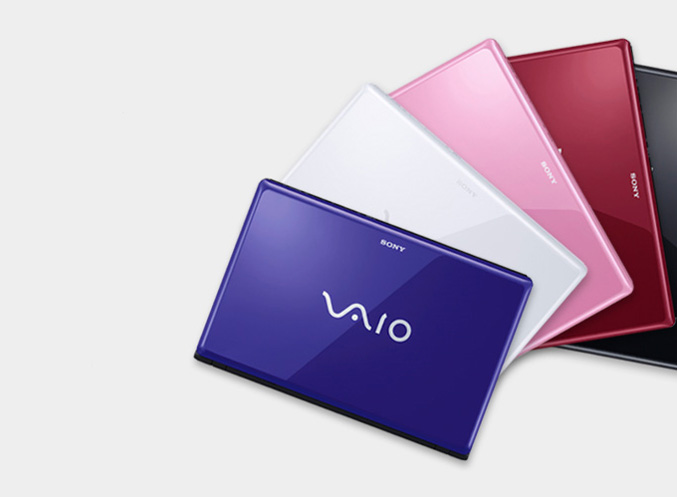 Sony VAIO CW Series notebooks