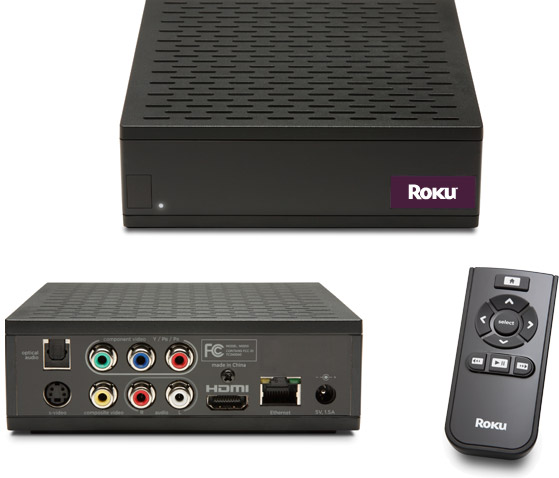 The Roku HD Player