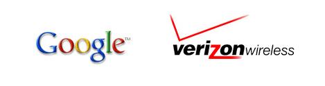 Verizon Wireless and Google