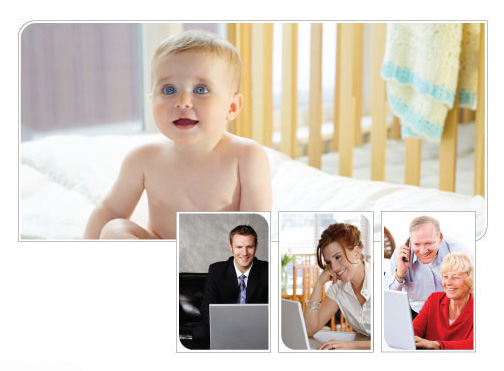 Bambino Wireless Internet Baby Monitor