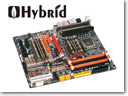 DFI-P45-ION-T2A2-Hybrid-Motherboard