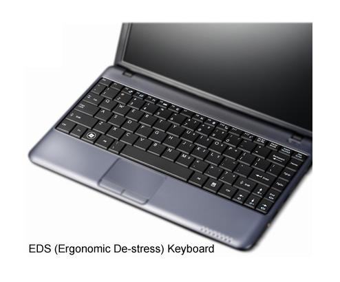 MSI Wind12 U230 EDS keyboard