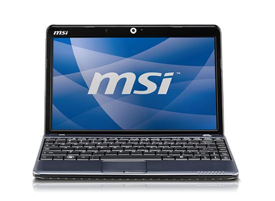 MSI Wind12 U230 notebook
