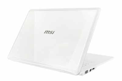 MSI X-Slim X430
