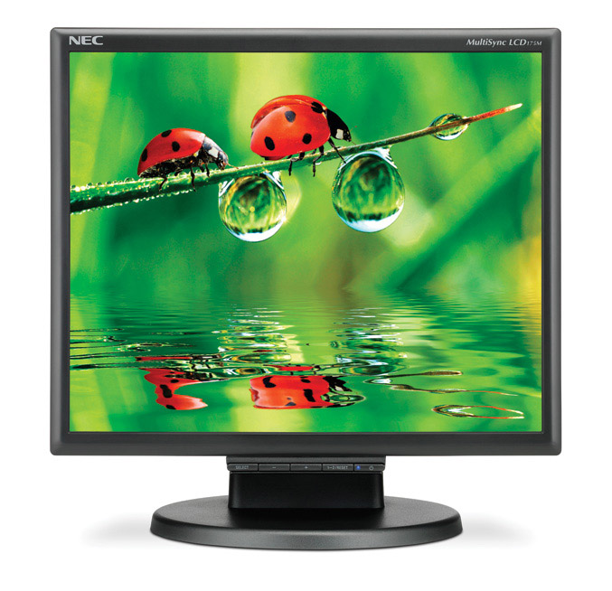 NEC MultiSync LCD175M-BK