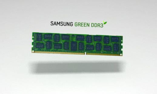 Samsung GReen DDR3